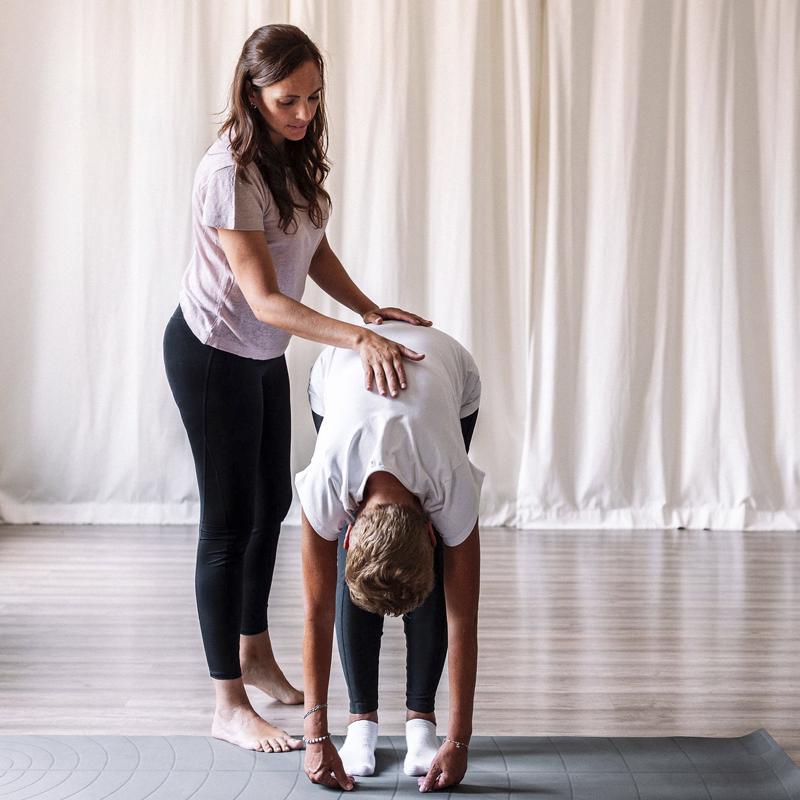 Noé Díaz - Yoga Premià de Dalt