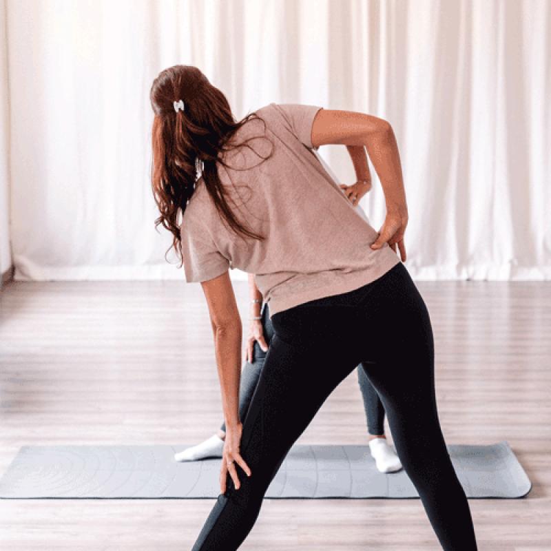Sesiones Dúo Yoga Premià de Dalt